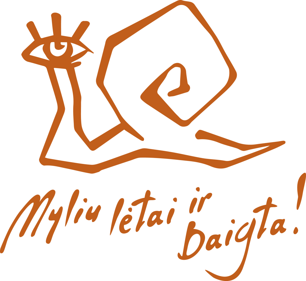 Logotipas ir šūkis